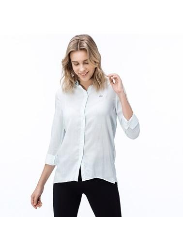 Lacoste Kadın  Gömlek CF0903.03T Yeşil